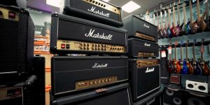 types of electric guitar amps